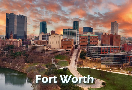 Fort Worth Service Area